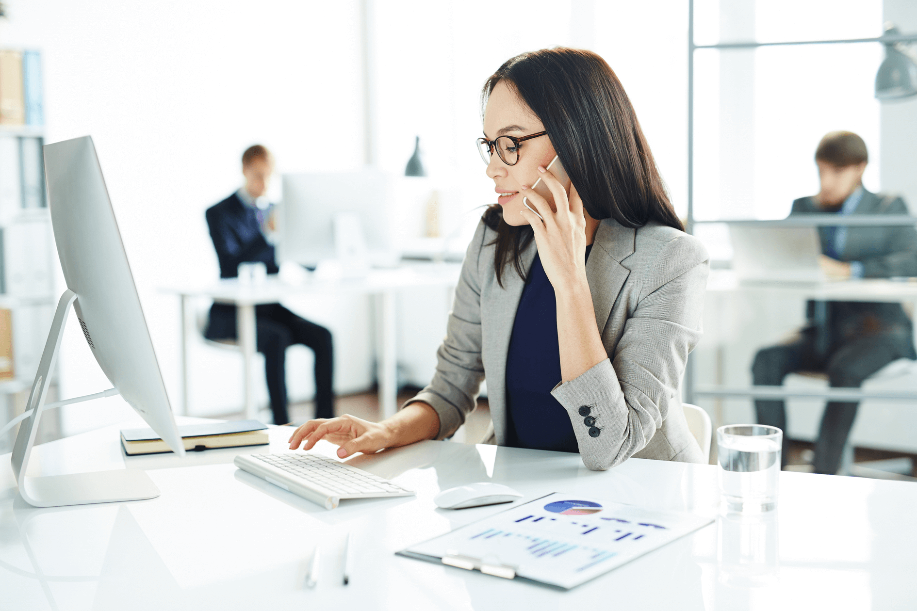 Succesverhalen van onze klanten   Best practices met de I/O