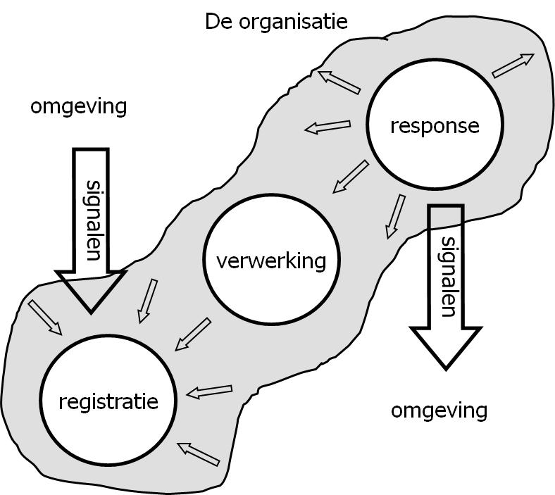 Driegenerieke processen voor datamanagement