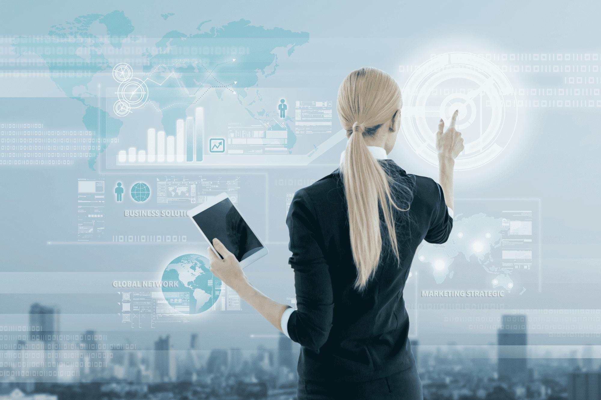 de opleiding Business Intelligence
