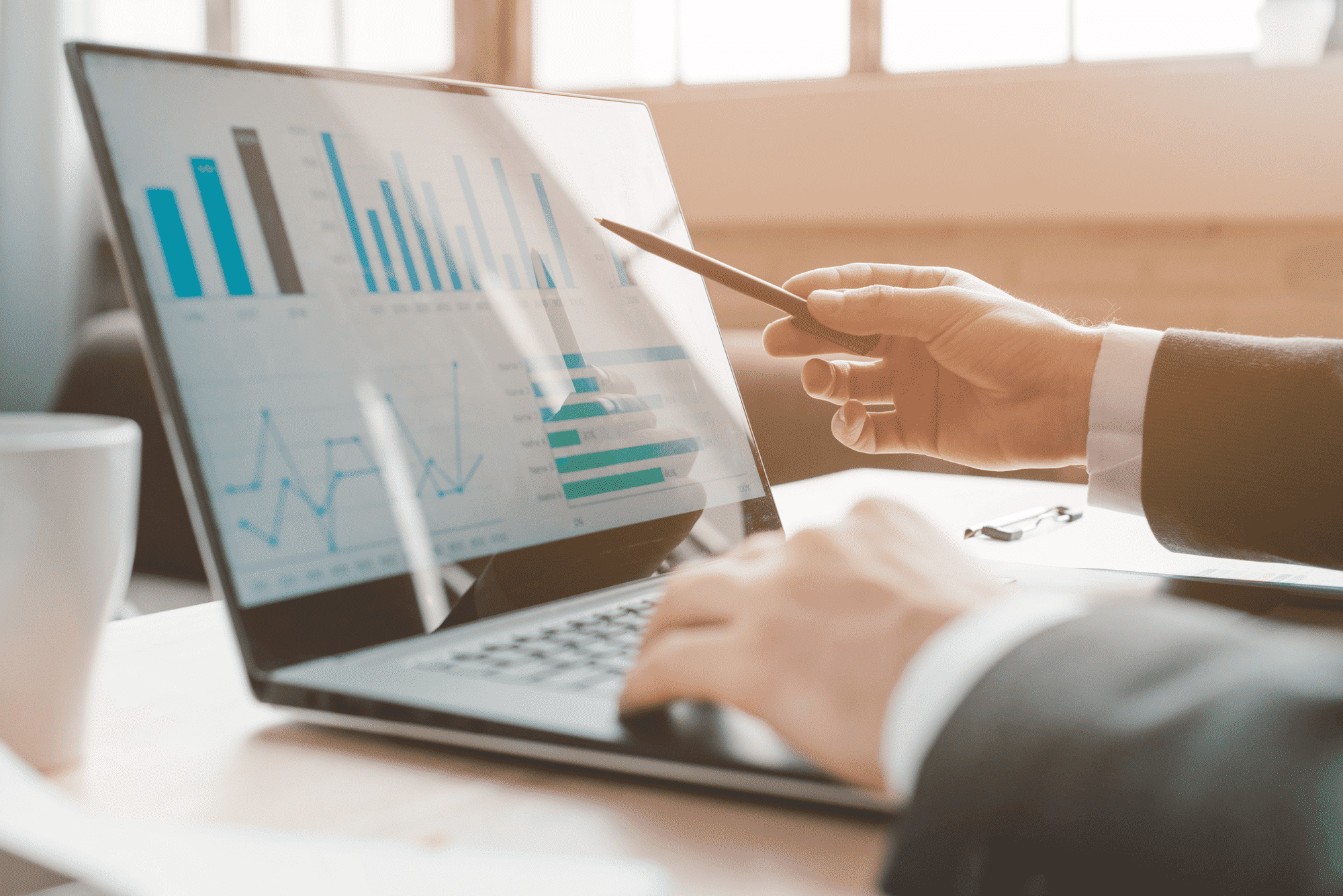 Business Intelligence succes | ambitieniveaus | BI volwassenheid