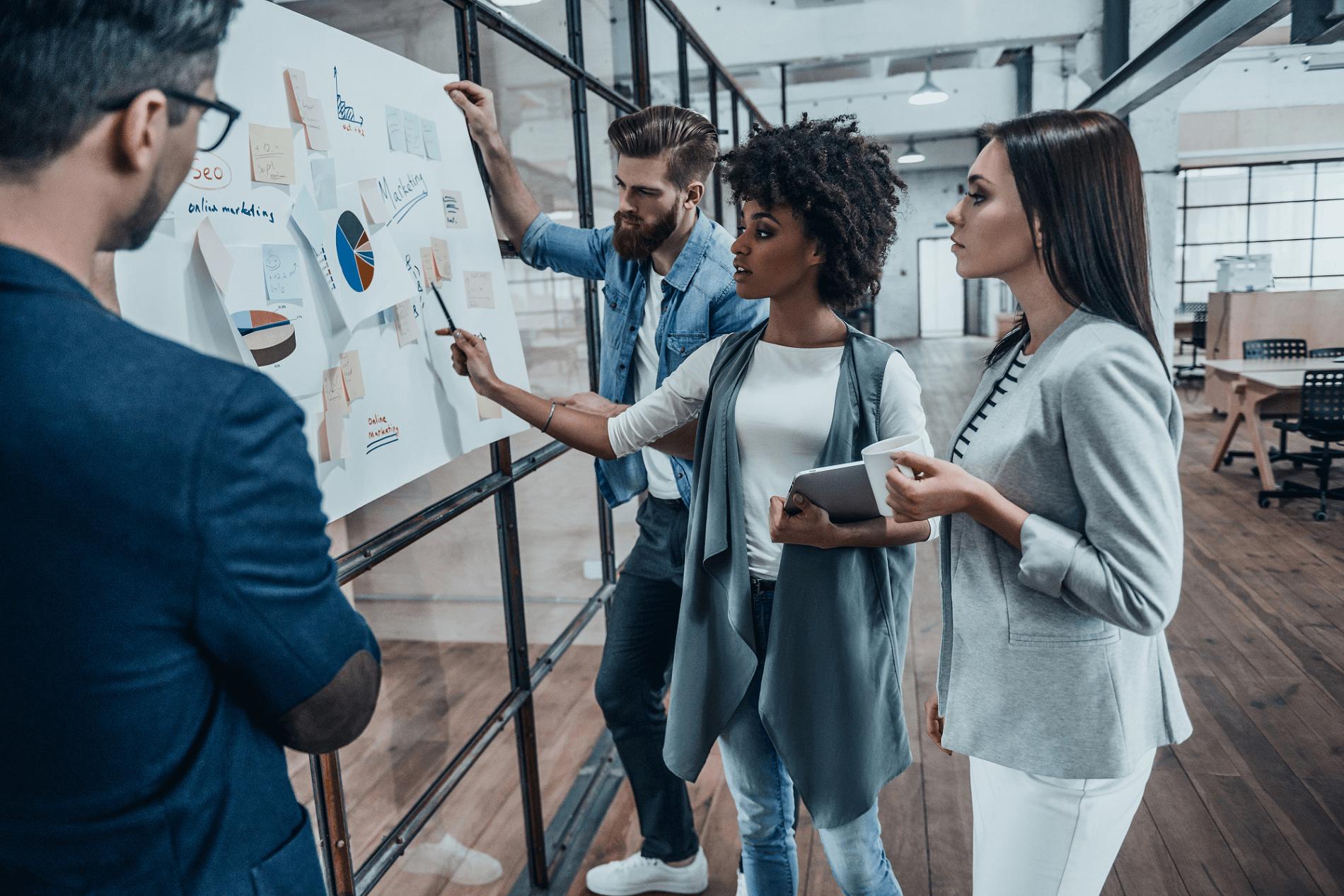 Datacratisch raamwerk | Overleef de 4e industriële revolutie