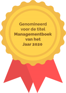 PDCA boek genomineerd voor de titel Managementboek van het jaar 2020