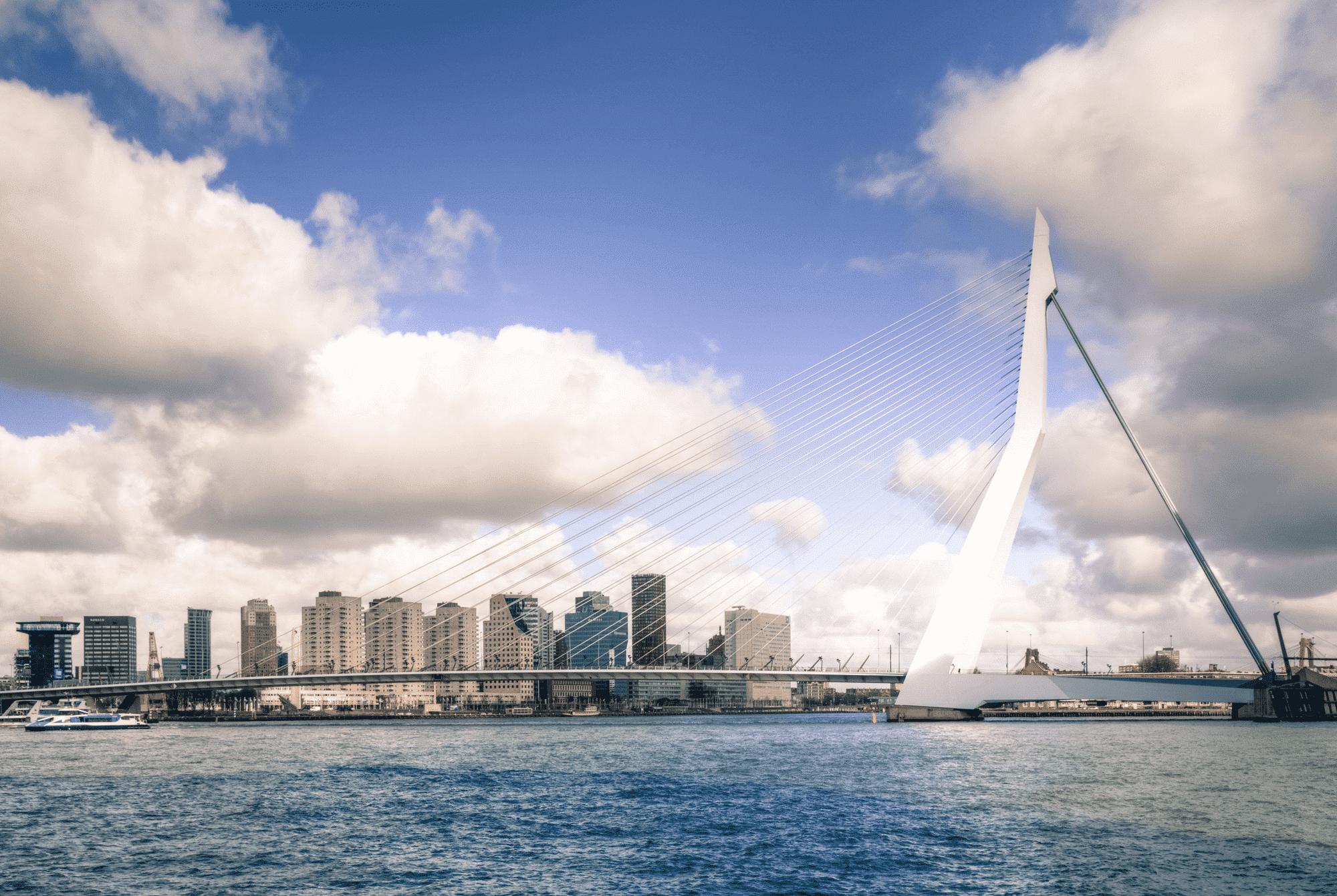 Gemeente Rotterdam | van platte data naar inzicht naar werk