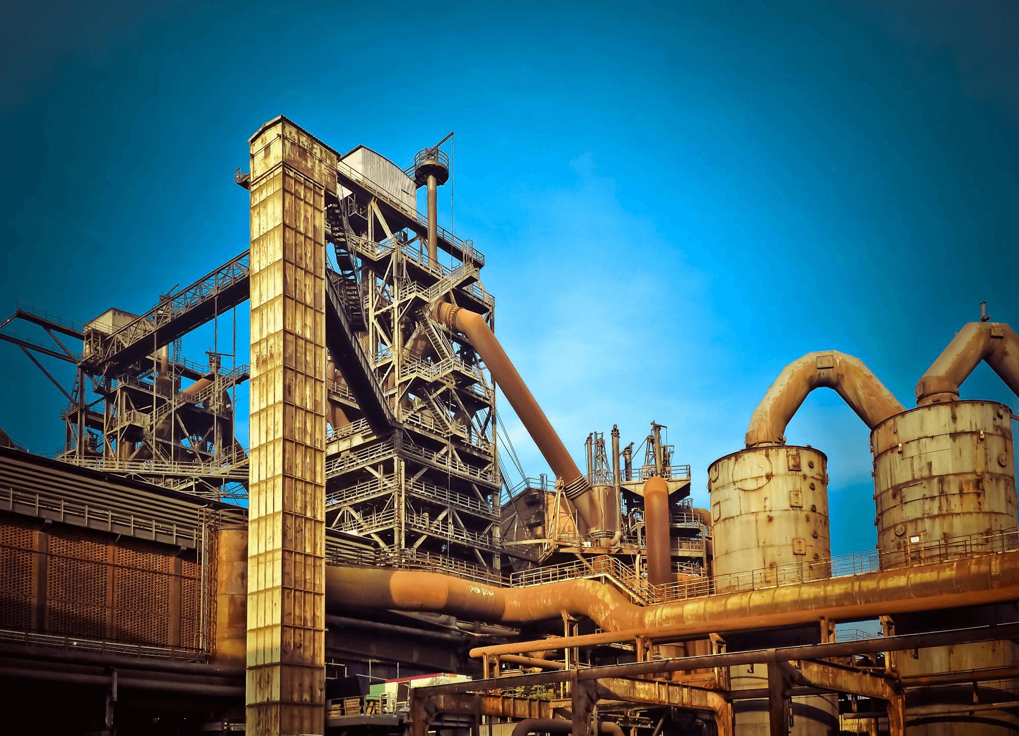 Industrie - uitdagingen en aanpak
