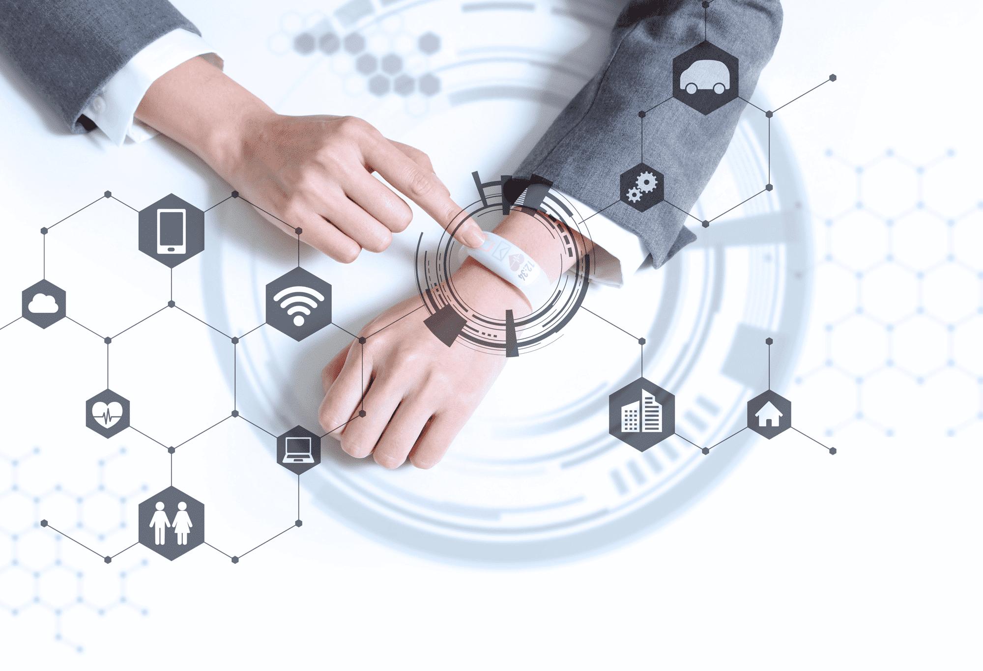 Internet of Things   IoT   Internet der dingen & disruptieve data