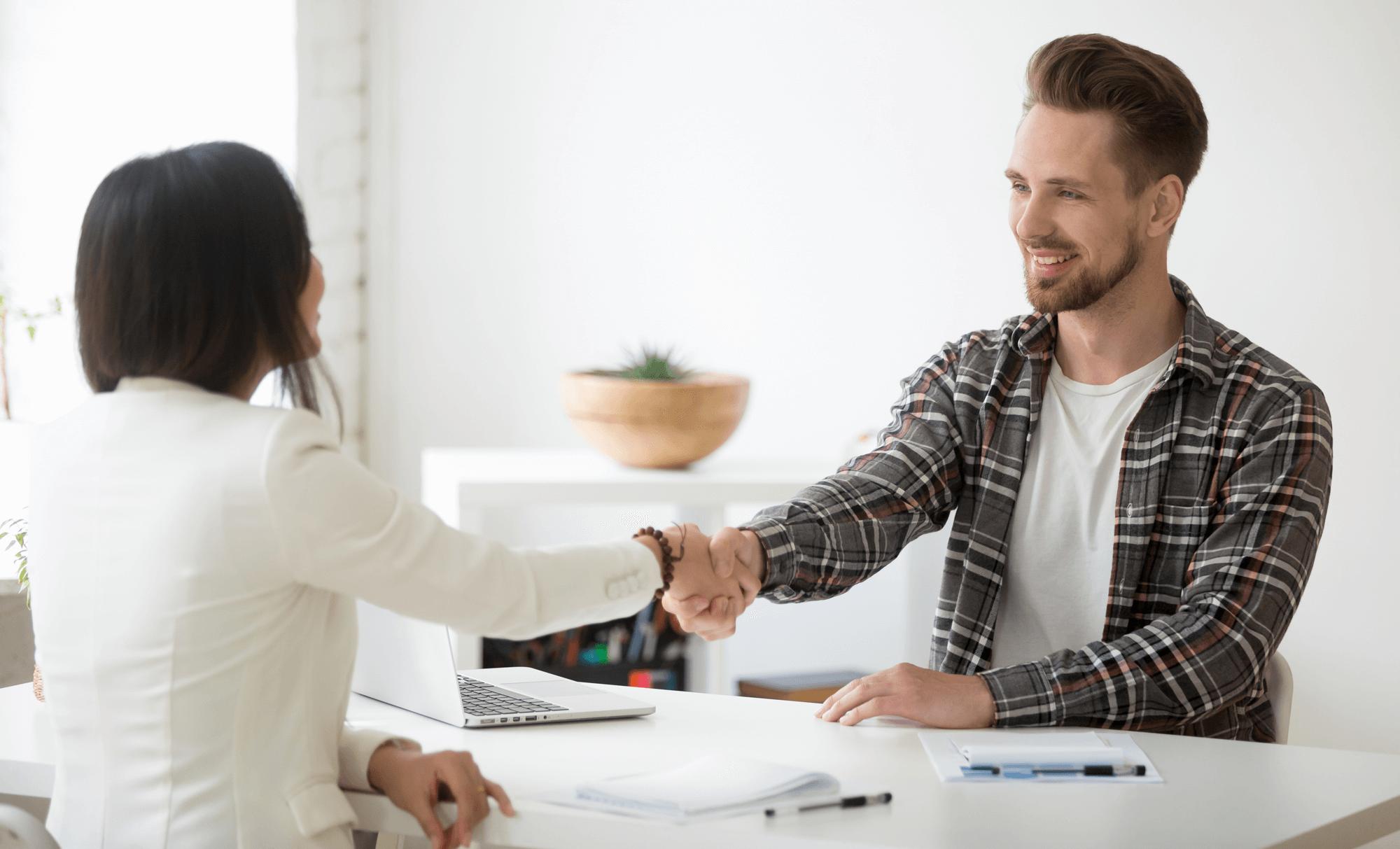 Klantperspectief | Balanced Scorecard | 4 opties en blije klanten