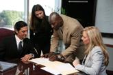 Managers ontwikkelen de strategie