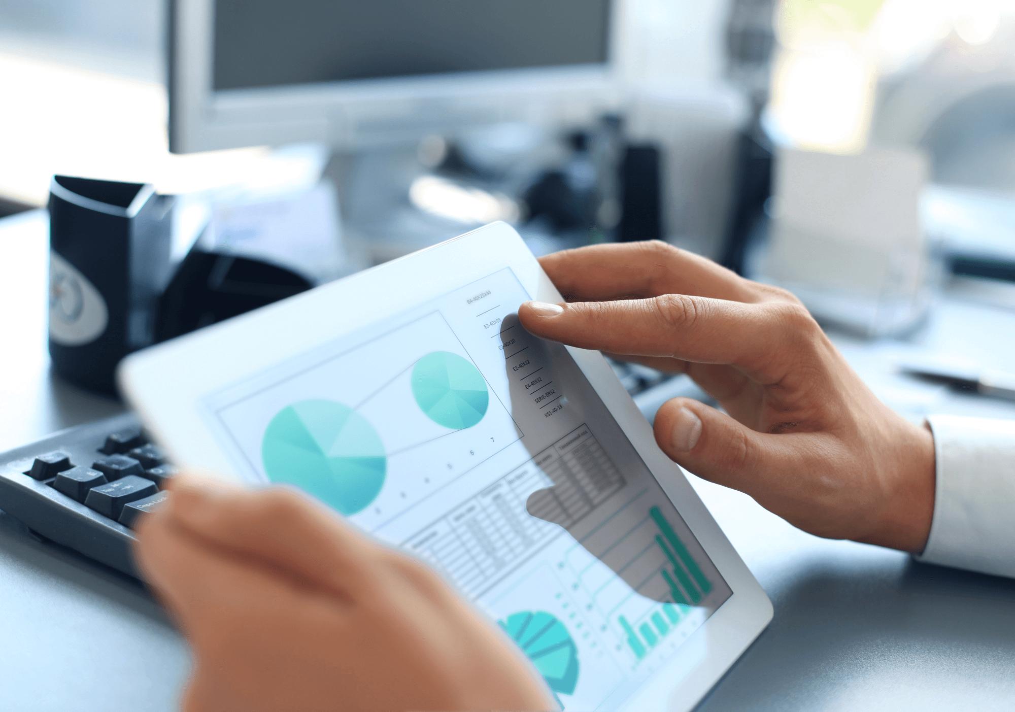 Geef mensen data en je geeft ze regie | Demonstreren met data