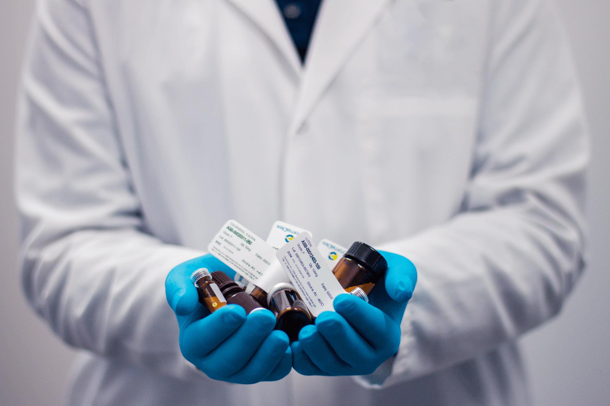Sector Pharma | Uitdagingen en slimme oplossingen