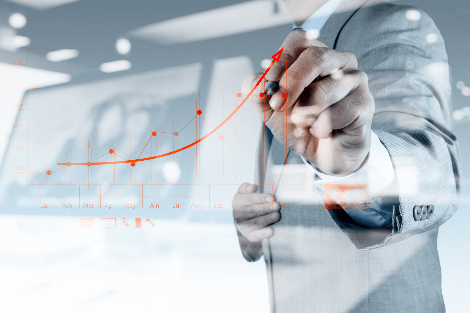 9 Business Intelligence & Artificial Intelligence trends in 2020