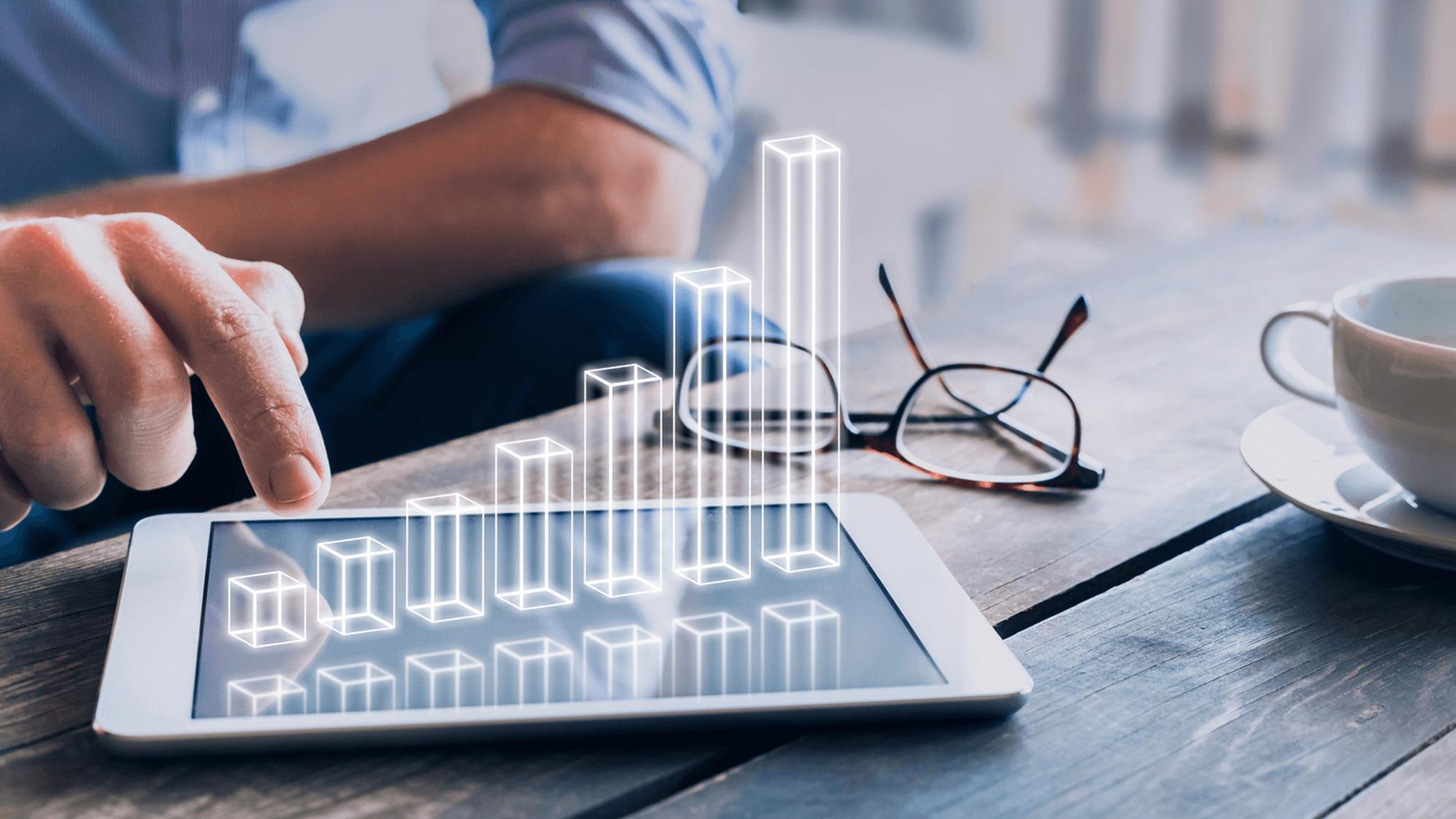 De intelligente organisatie | NIEUW | verfrissende blik op data