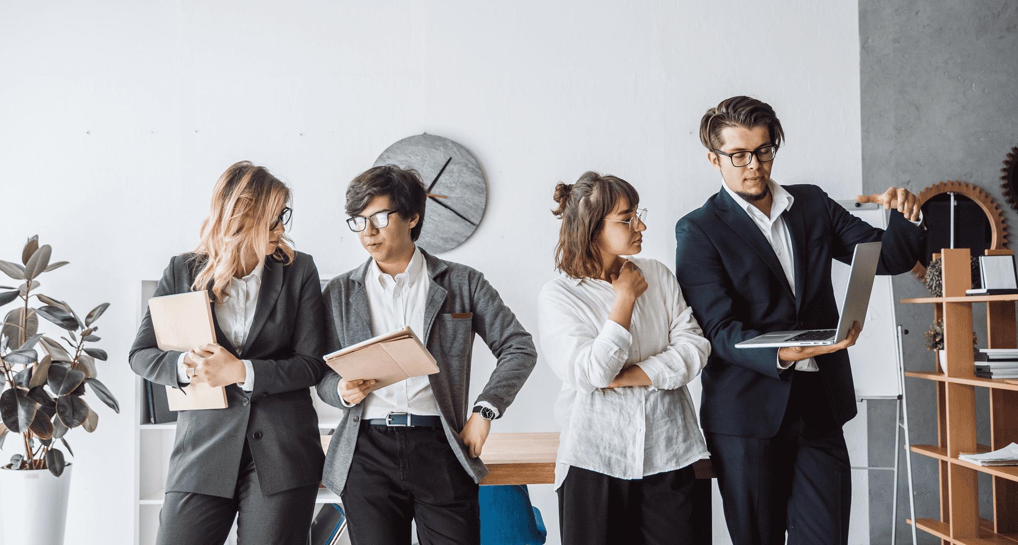 Zelfsturende teams | Zelfsturing | De 5 belangrijkste condities